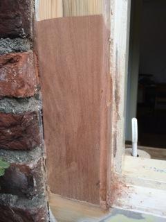 houtrotreparaties tijdens